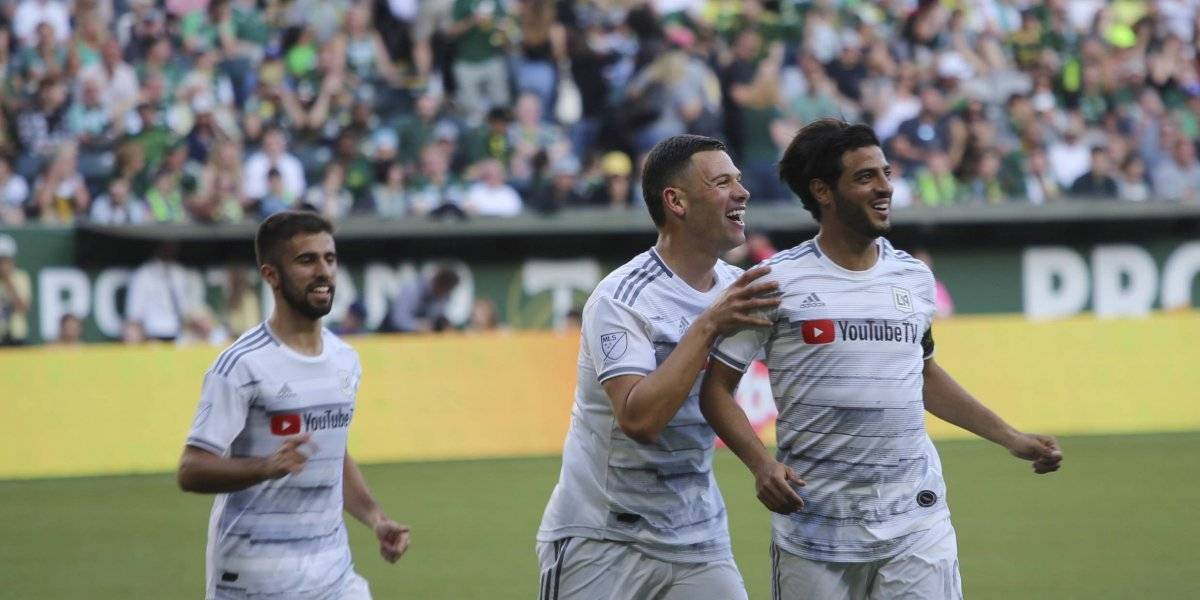 VIDEO: Carlos Vela impone nueva marca goleadora en la MLS