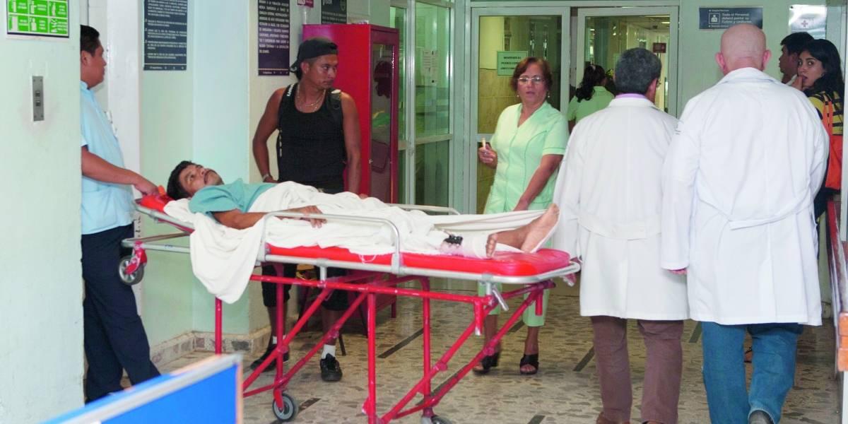 Se agudiza crisis en el sector Salud; agresiones a médicos suben 572%