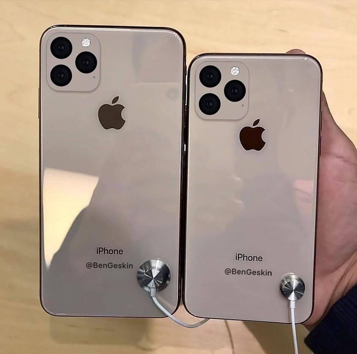 Esto es lo que han dicho los rumores del supuesto iPhone XI hasta ahora
