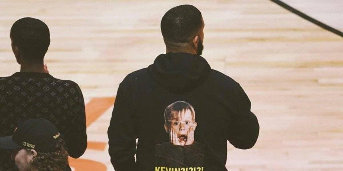 Drake vuelve a meterse con Warriors y ahora se burla de Kevin Durant