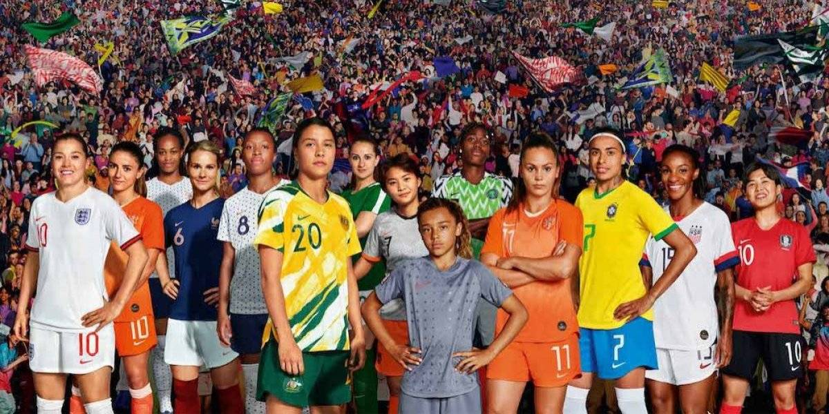 El inspirador anuncio de cara a la Copa del Mundo femenil