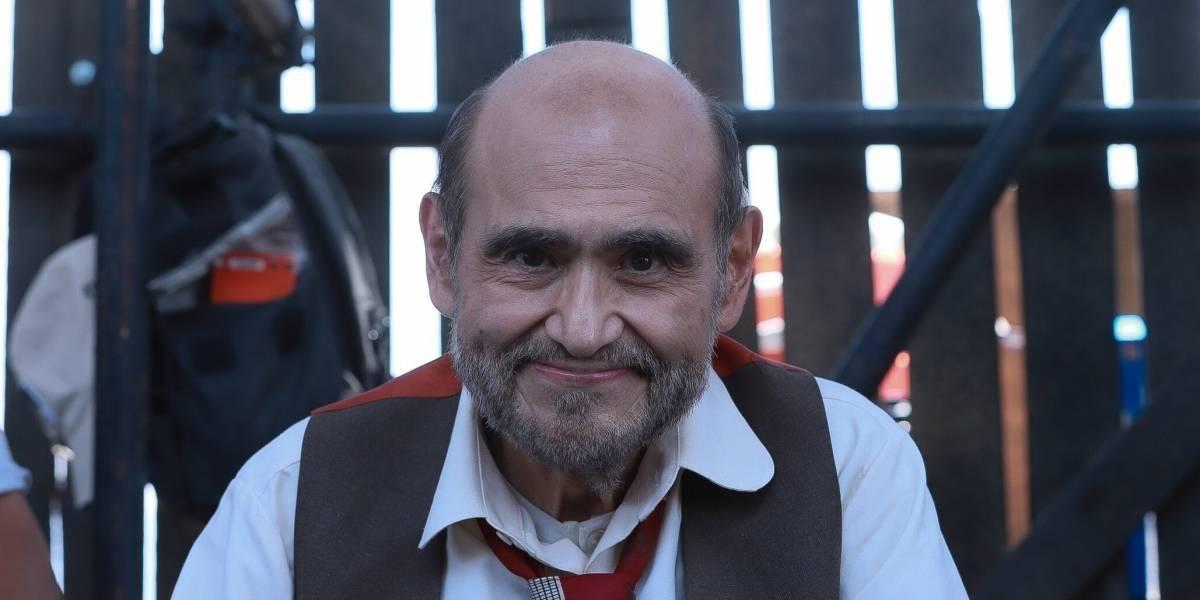 Edgar Vivar asesorará la bioserie de Chespirito