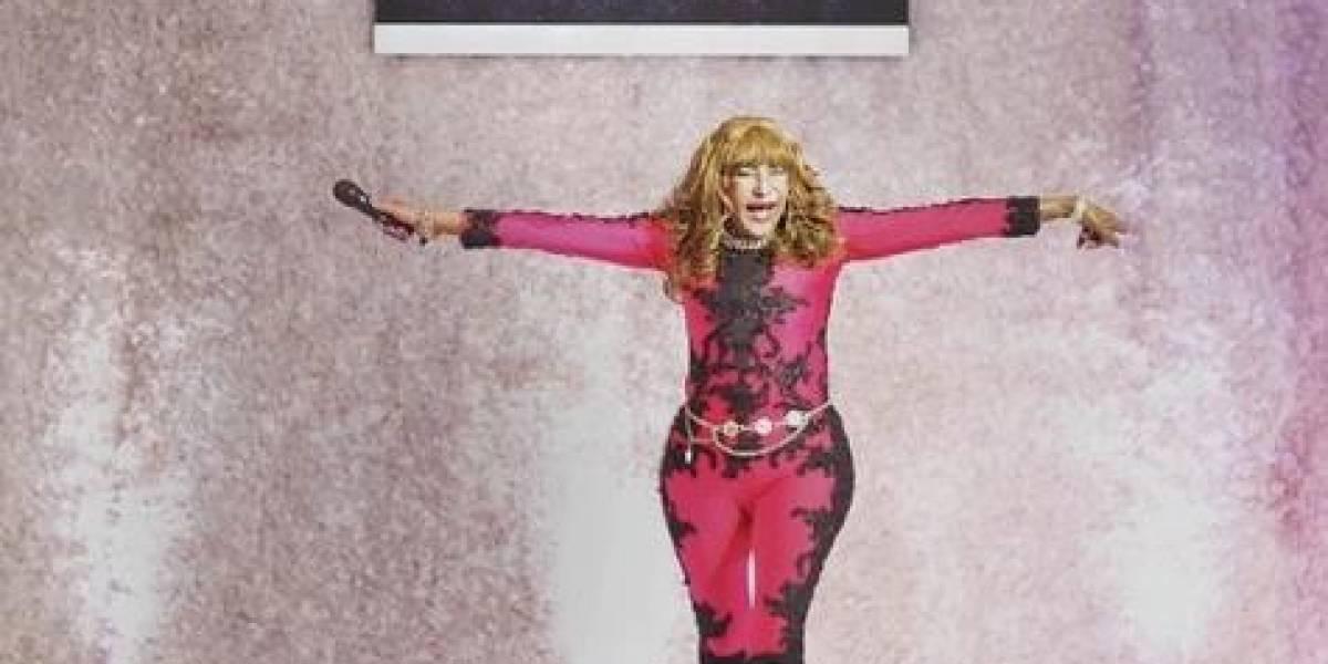 Fefita, La India Canela, Jandy Ventura, Divas by Jiménez cantaron en la pasarela de Santiago