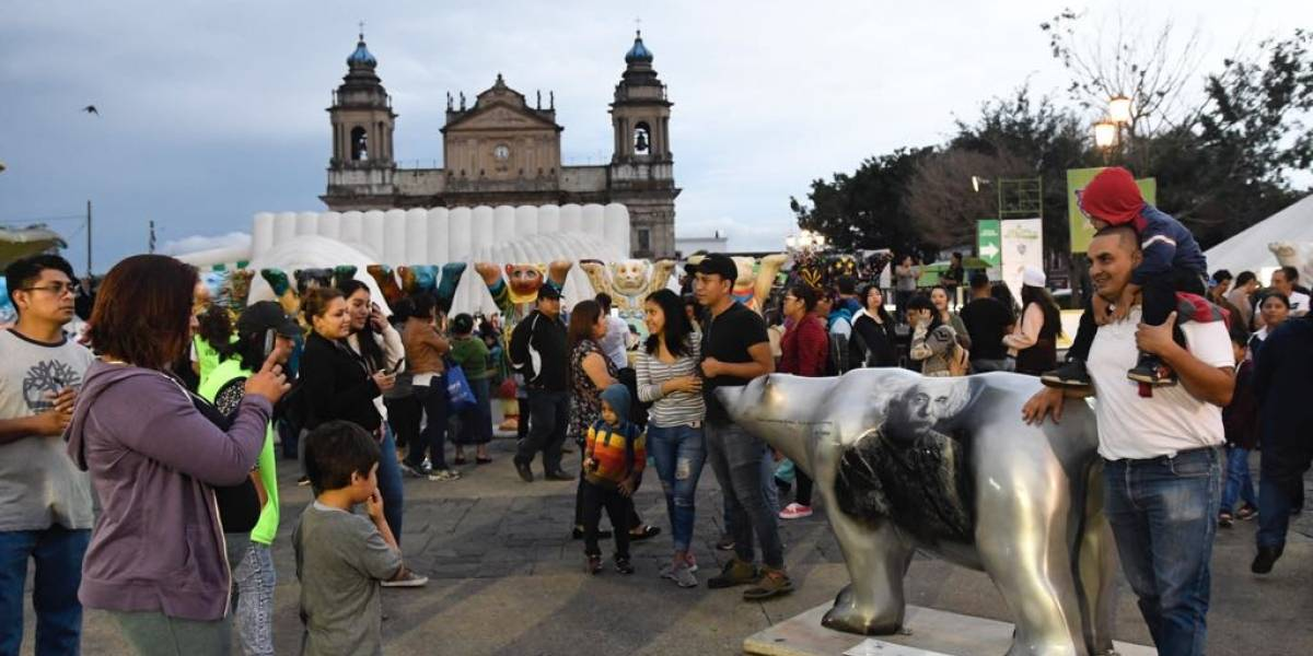 Culmina el Festival Cultural del Paseo de la Sexta con ópera en vivo