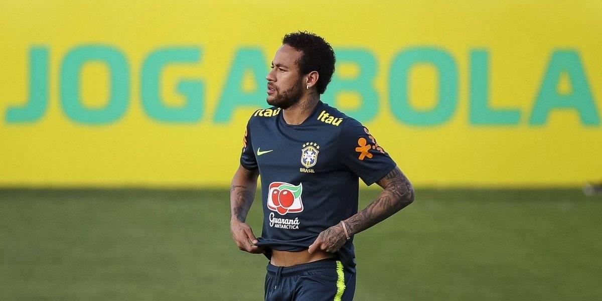 Neymar revela la conversación con la mujer que lo acusa de violación