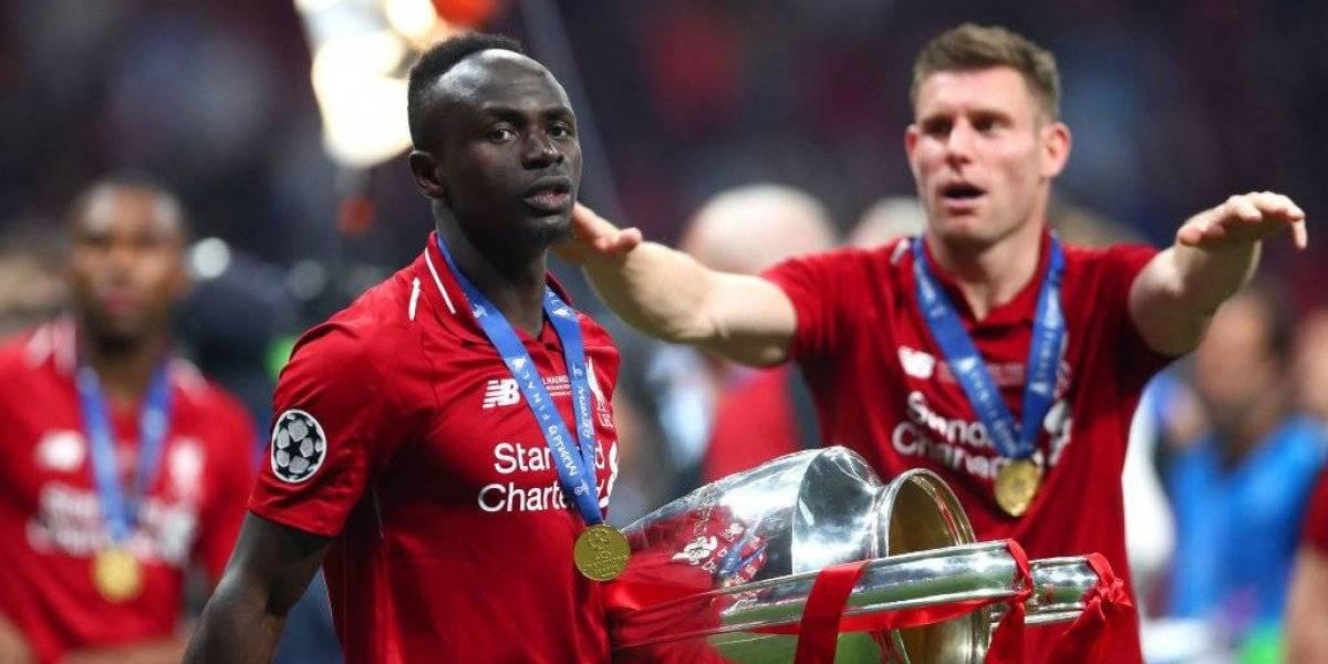 Liverpool domina en la lista: La UEFA entregó el equipo ideal de Champions League