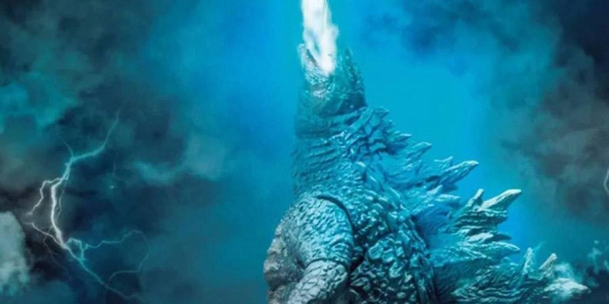 """VIDEO. """"Godzilla II: El rey de los monstruos"""" lidera la taquilla norteamericana"""