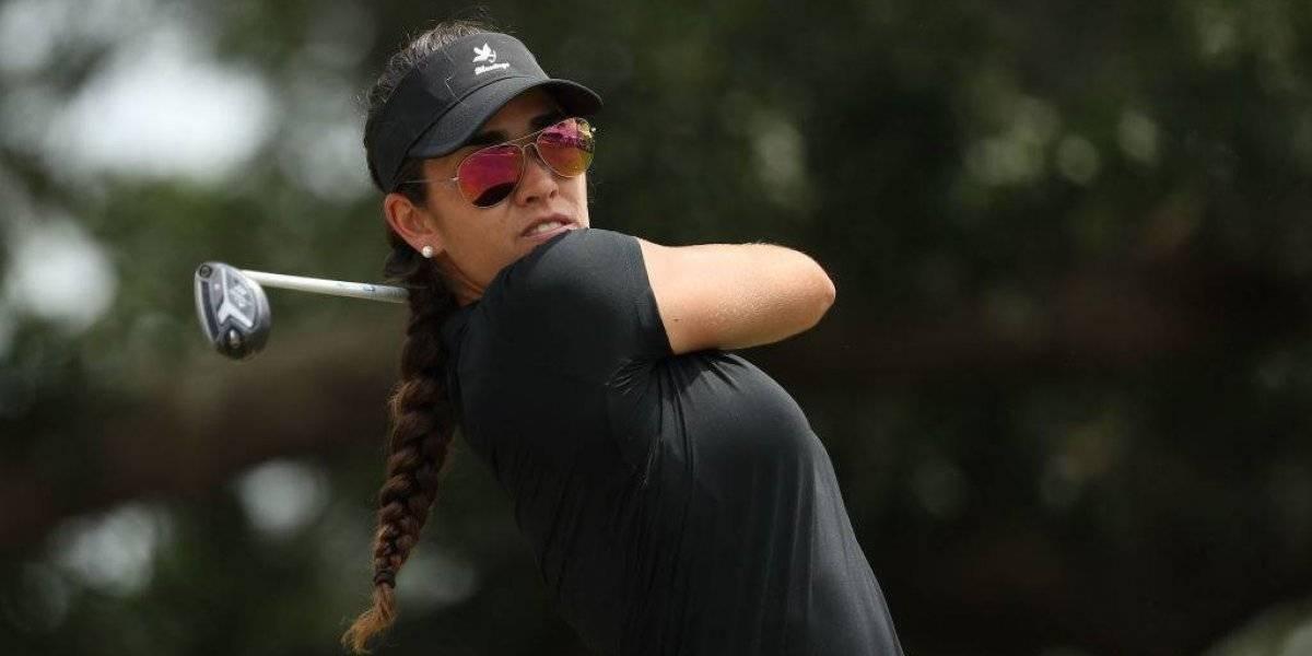 María Fassi tiene debut de ensueño en el US Open de Golf