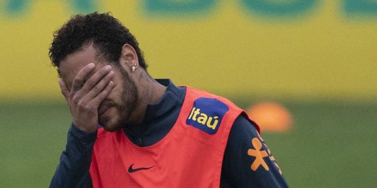 Policía investigará a Neymar por difundir imágenes de mujer que lo acusa por violación