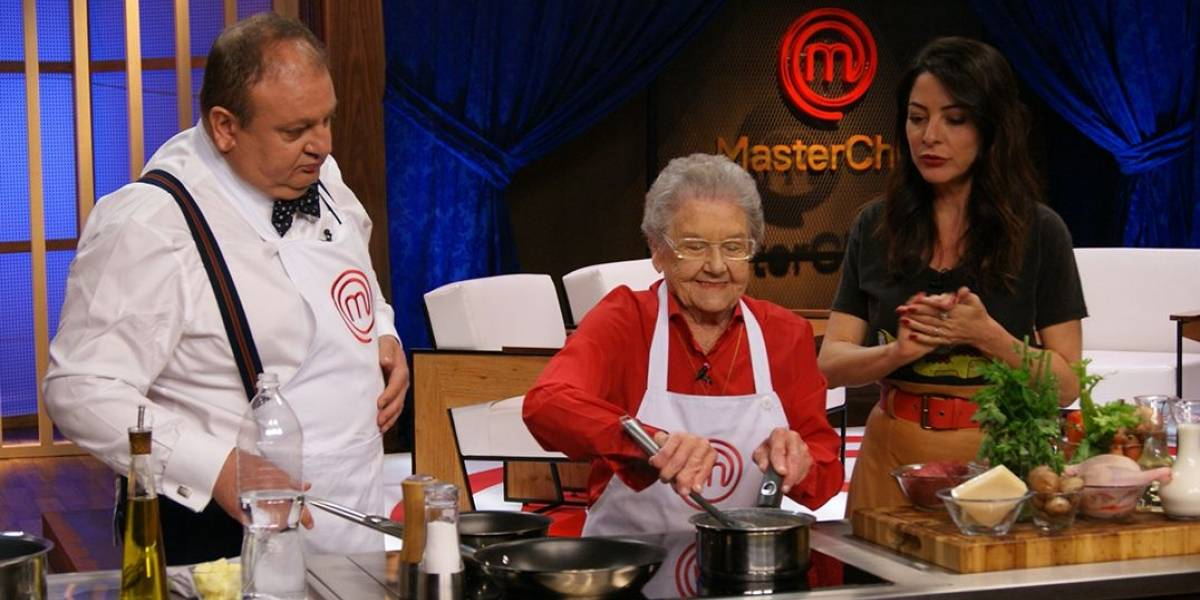 MasterChef Especial: 'Não me considero uma chef', diz Palmirinha Onofre
