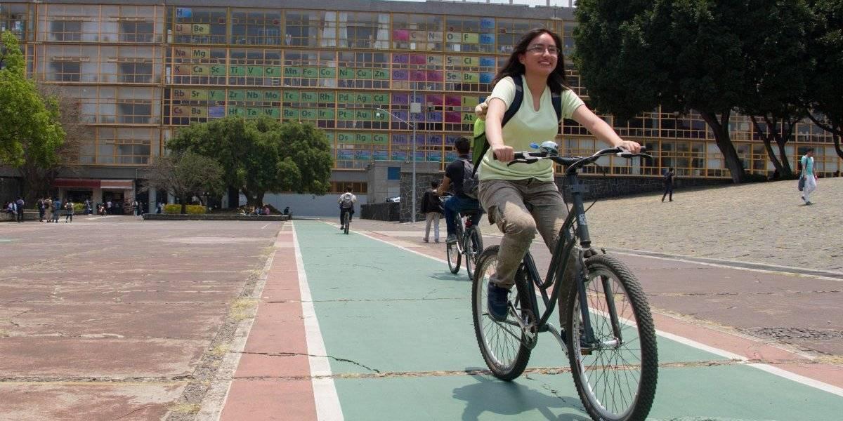 Aumenta el uso de la bicicleta entre las mujeres: UNAM