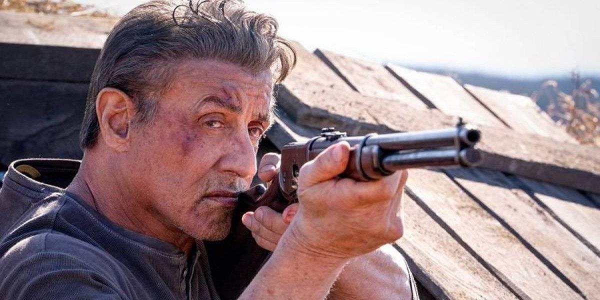 VIDEO. Llega el primer tráiler de Rambo V: The Last Blood