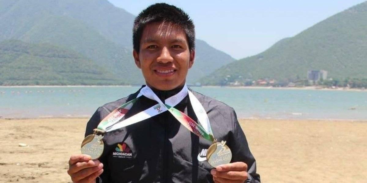 Mexicano Rigoberto Camilo se corona en Copa Mundial de Canotaje