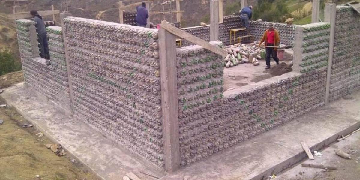 En Cuenca se construyó la primera casa ecológica