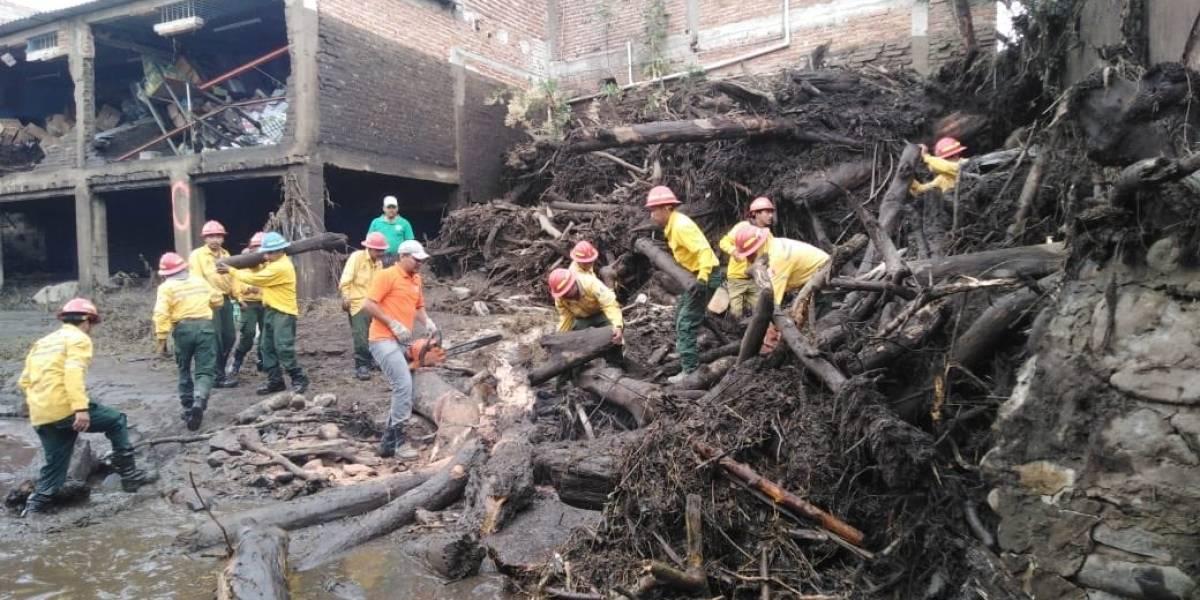 Ya son tres los muertos por avalancha de lodo en San Gabriel, Jalisco