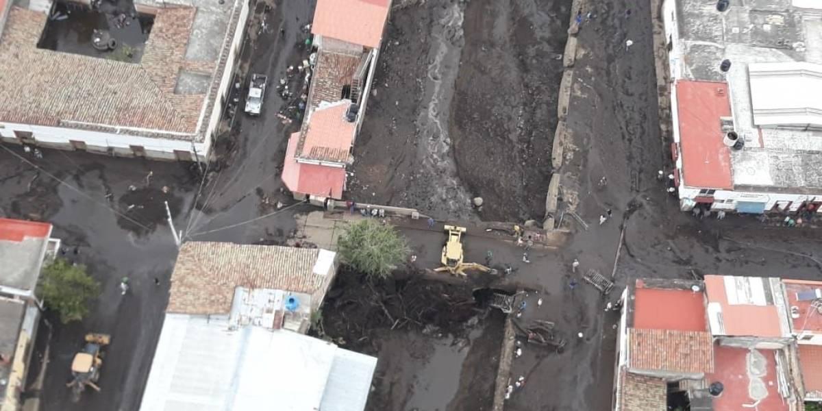 Se eleva a cuatro los muertos por avalancha de lodo en San Gabriel, Jalisco