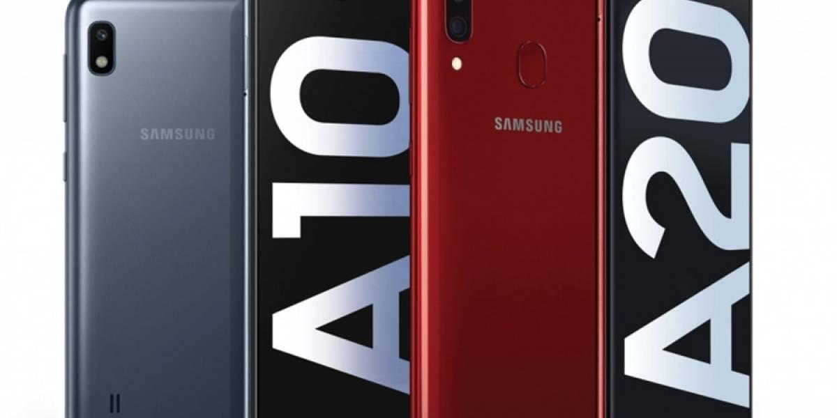 Samsung presenta la gama de los Galaxy A