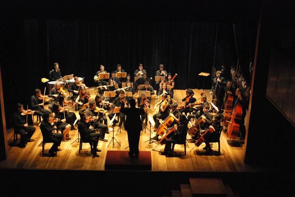 orquestra sinfônica do estado do espírito santo