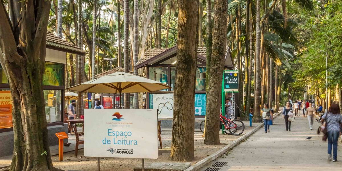 Aniversário do parque da Água Branca abre semana da natureza