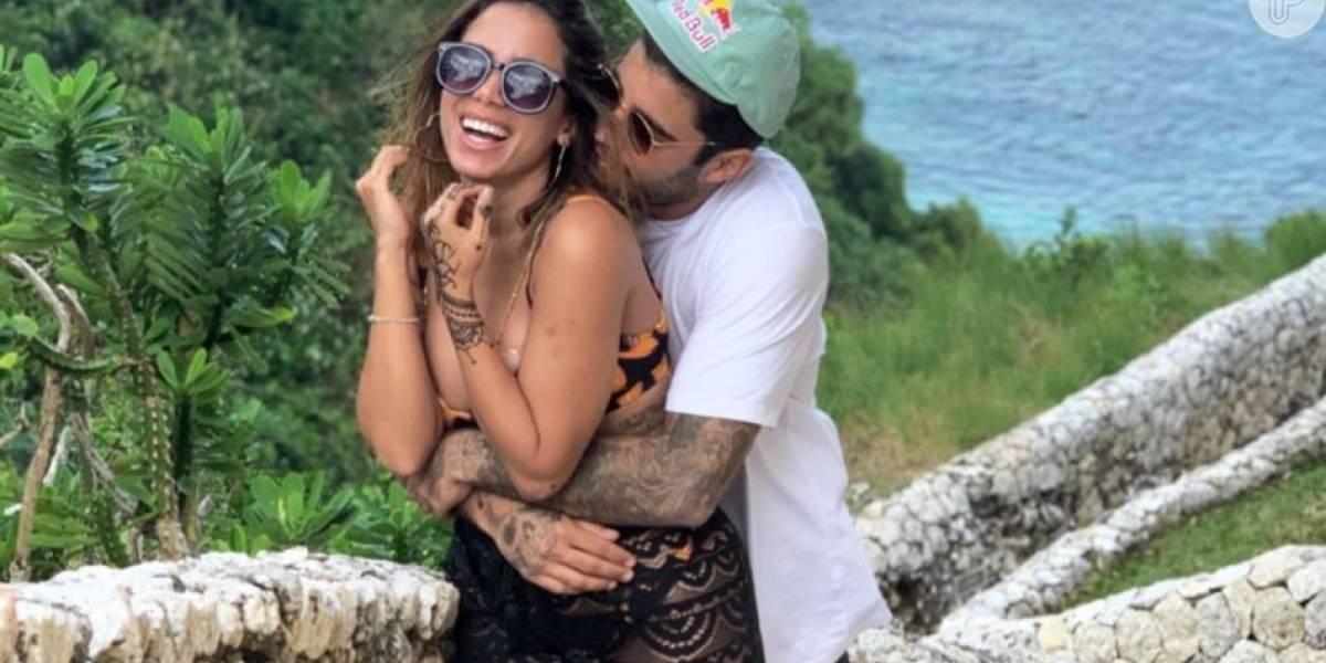 Luana Piovani foi pega de surpresa pelo namoro do ex-marido com Anitta: 'poderiam ter me dado um toque'