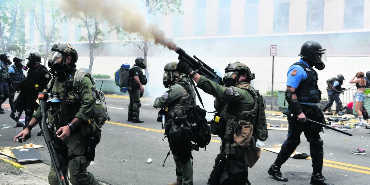 Policía deberá revelar los informes sobre fuerza excesiva
