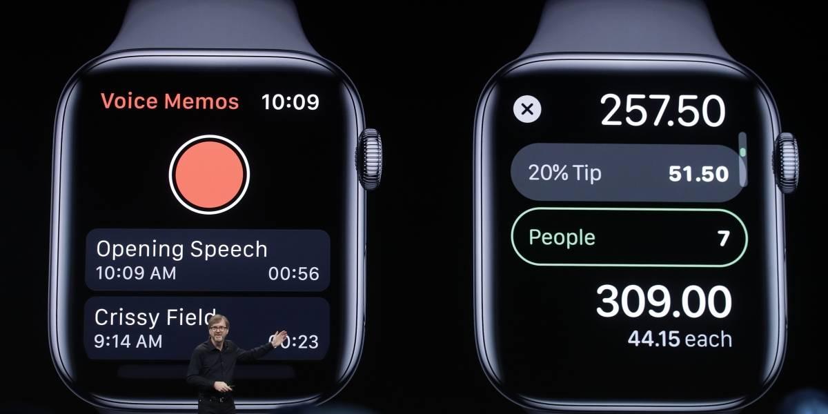 Apple presenta lo nuevo para este año