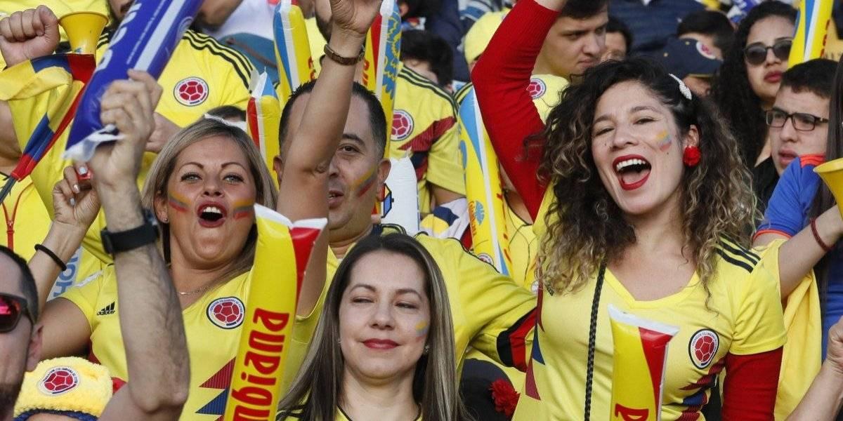¡Desastre! La triste asistencia de colombianos al Campín para el duelo ante Panamá