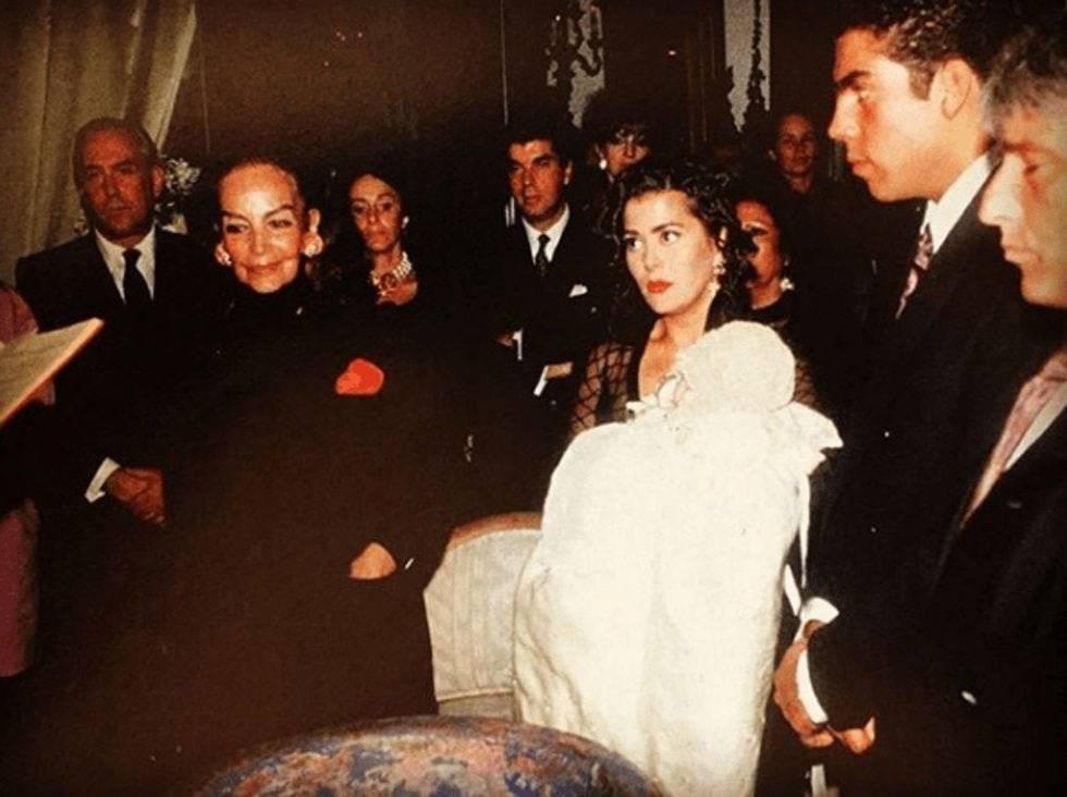 Bautizo Frida Sofía