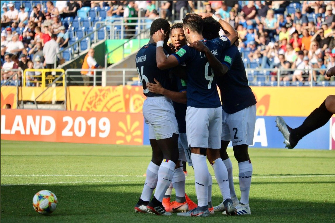 Uruguay Sub 20 vs Ecuador Sub 20 FEF