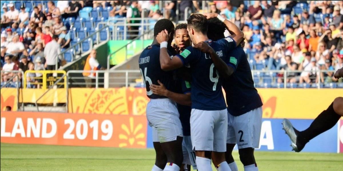 Uruguay Sub 20 vs Ecuador Sub 20: Â¡La Mini Tri por primera vez a cuartos de final!