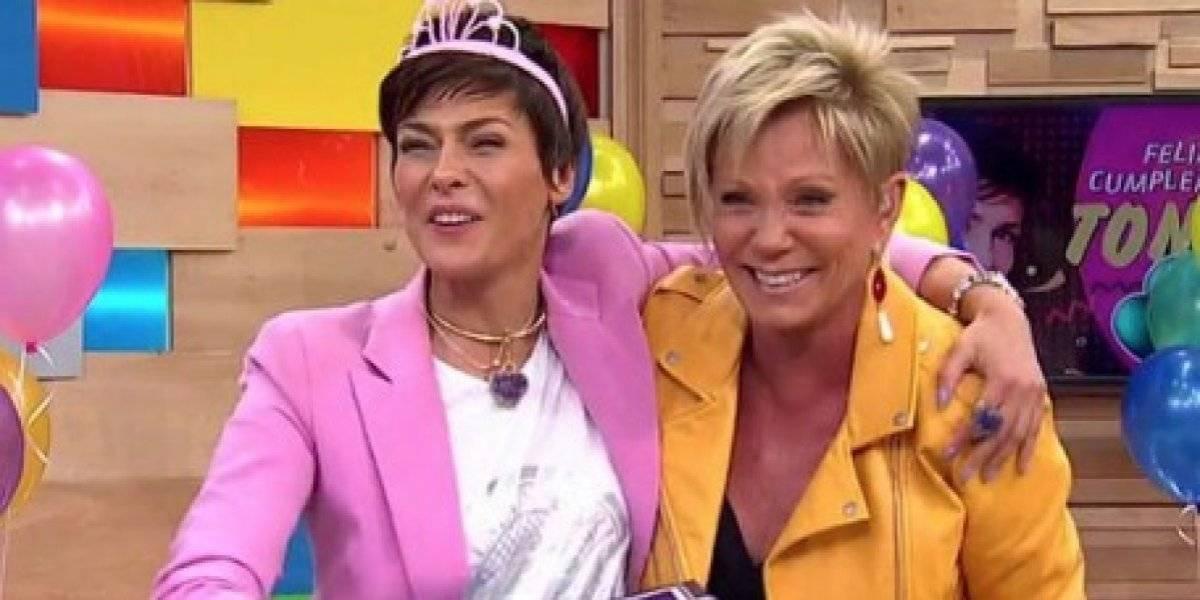 """No sigue más en el matinal de Canal 13: despiden a Raquel Argandoña de """"Bienvenidos"""""""