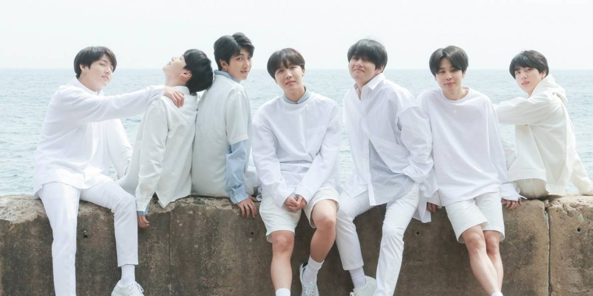Produtora Big Hit divulga coleção de fotos inéditas do grupo BTS