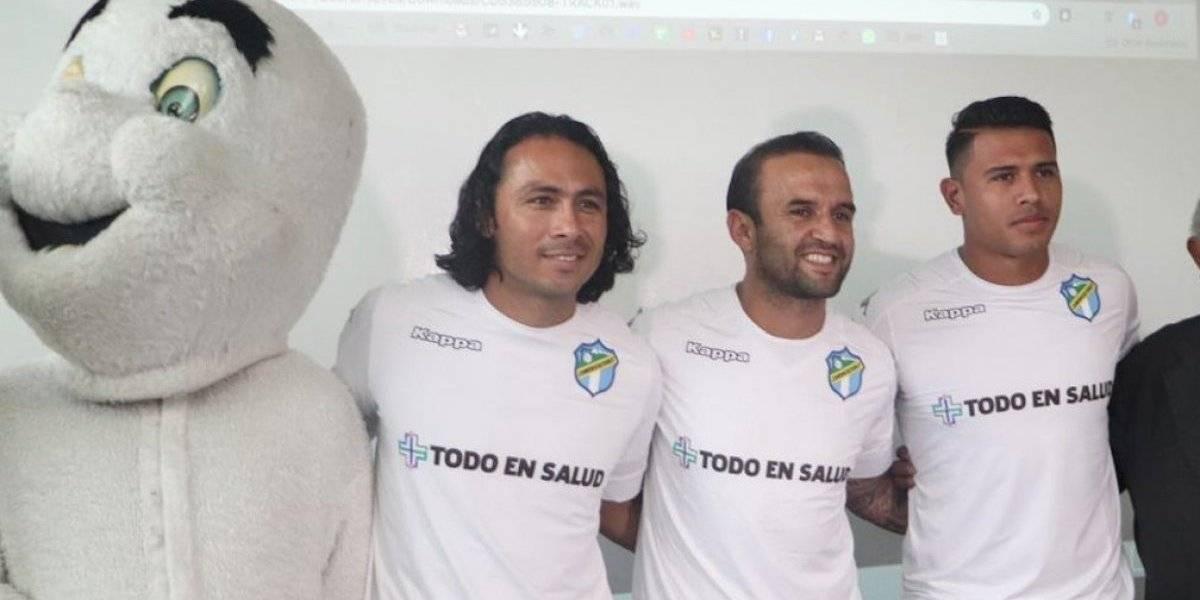 Comunicaciones contrata a varias figuras del campeón Antigua y Guastatoya