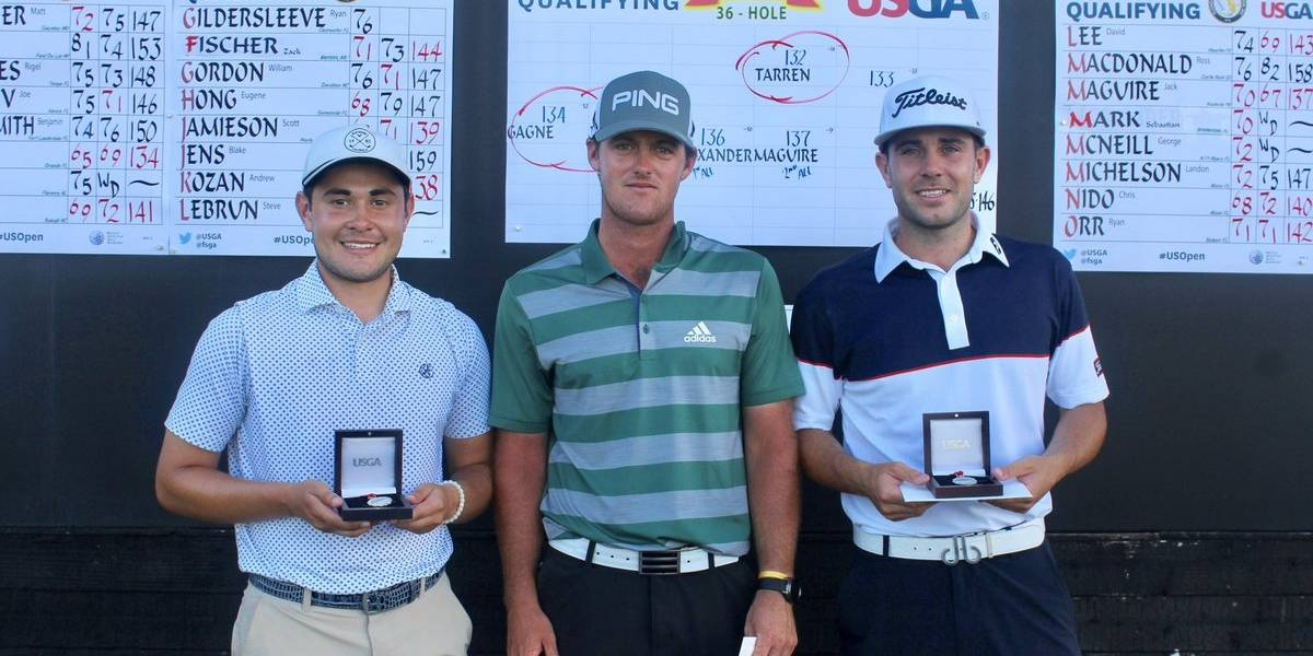 Guillermo Pereira hizo historia y disputará por primera vez el US Open de golf