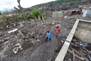 Un año después de la erupción del volcán de Fuego