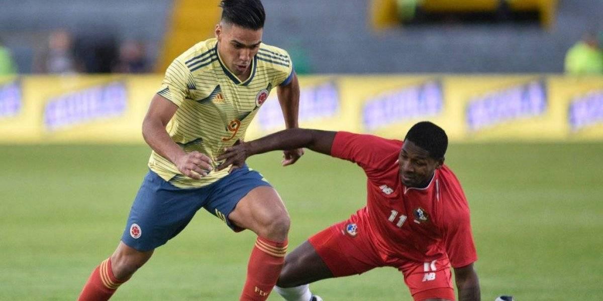 Colombia derrotó por goleada a Panamá de Gabriel Torres y Armando Cooper antes de la Copa América