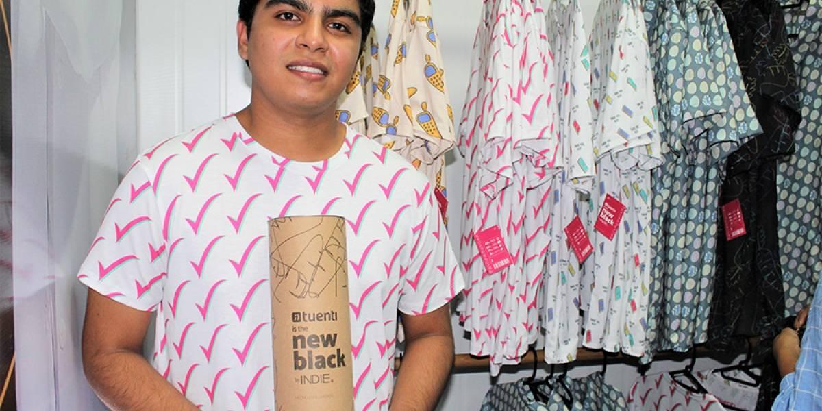 'Tuenti is the new black', nueva colección de ropa