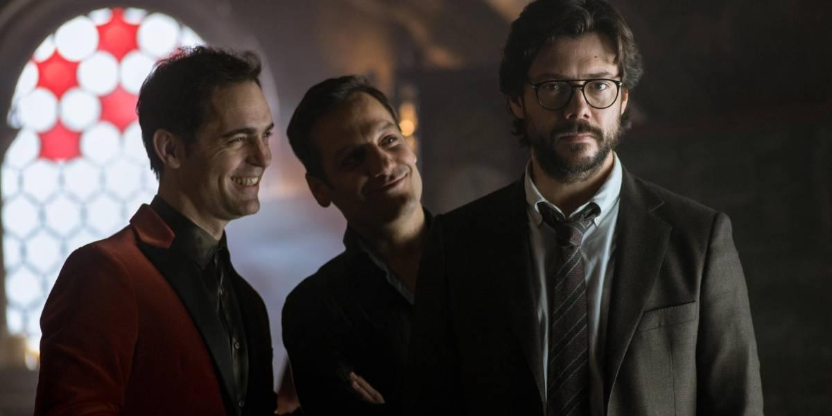 """Estos son los nuevos personajes que veremos en la tercera temporada de """"La Casa de Papel"""""""