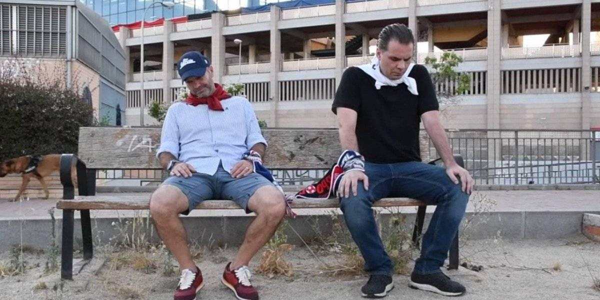 Martinoli y García se quedaron sin boletos para final de la Champions