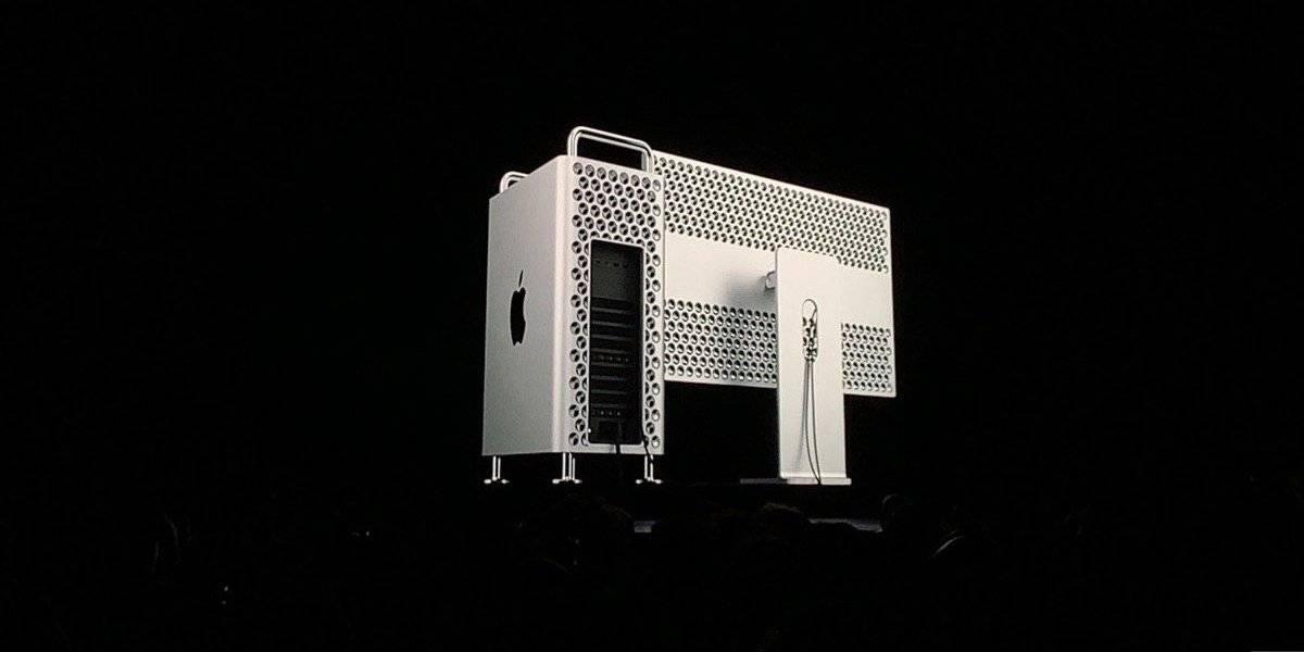 Apple se pone más retro que nunca con su nueva Mac Pro #WWDC19