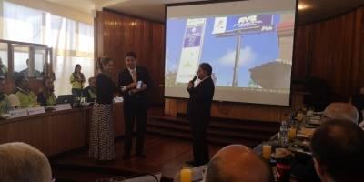 Municipalidad de Guatemala y Capegua implementan sistema de alarmas exteriores