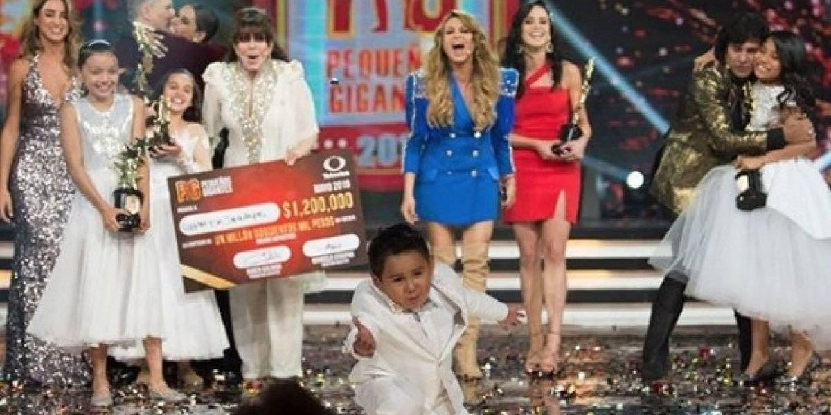 """Filtran el nombre de los famosos que le regalaron una casa a un niño de """"Pequeños Gigantes"""""""