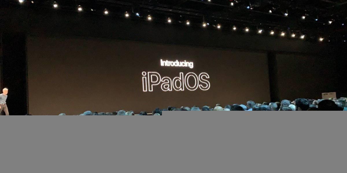 El fin: los iPad no usarán iOS y ahora tendrán su propio iPadOS #WWDC19