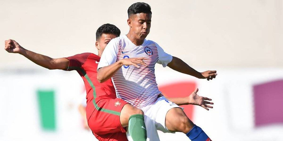 """Lucas Alarcón y la Roja Sub 23 de Toulon: """"Tenemos las armas para hacerle daño a Japón"""""""