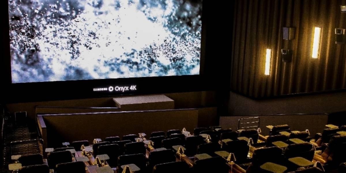 La experiencia que significa asistir al primer cine LED 4K en Latinoamérica