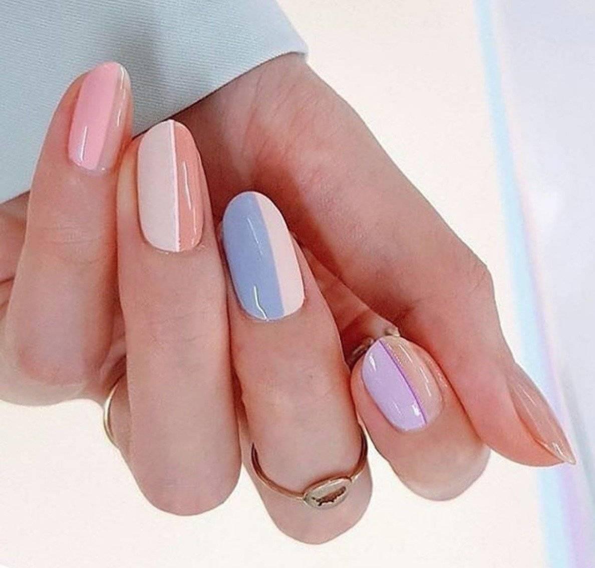 color de uñas verano 2019