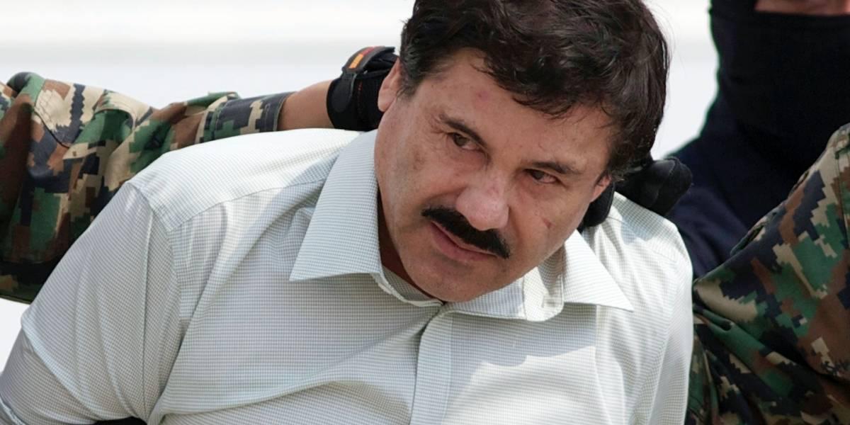 """Juez deniega a """"El Chapo"""" tapones para los oídos"""