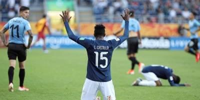 Sub20: Uruguay - Ecuador