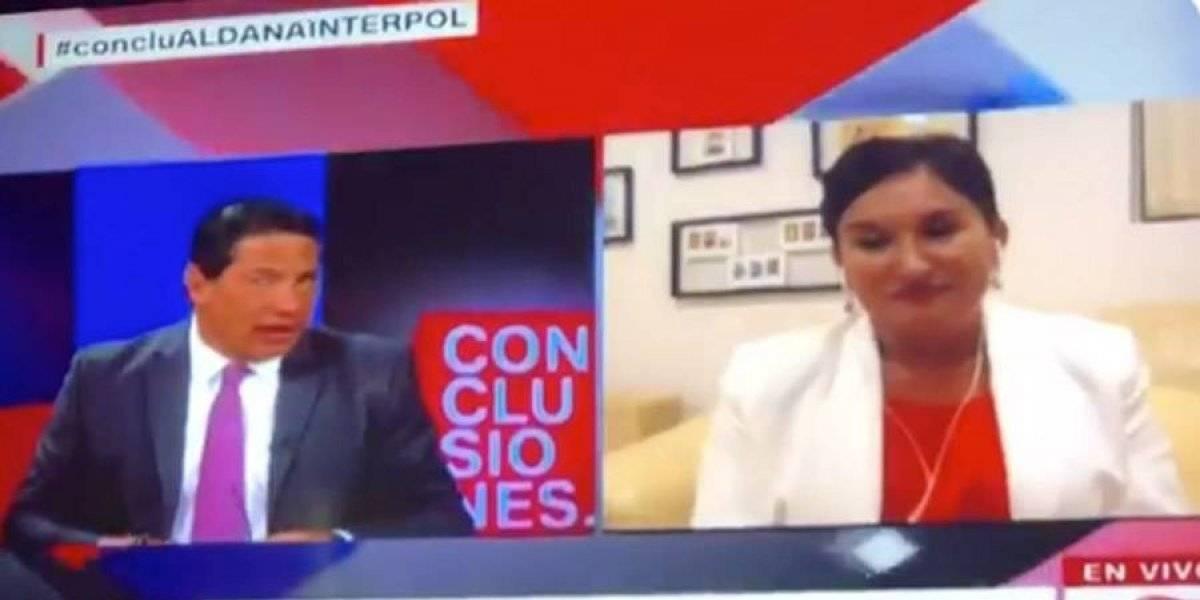 VIDEO. Thelma Aldana contradice a ministro de Gobernación