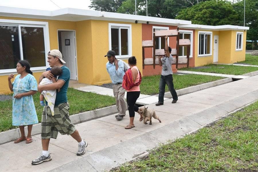 """""""La Dignidad"""", complejo habitacional para damnificados"""